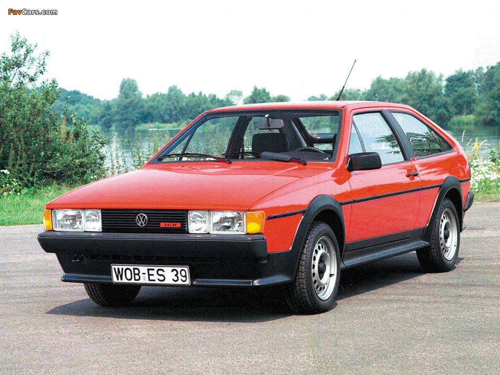 Volkswagen Scirocco 16v 1985 89 Pictures 1024x768