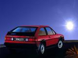 Volkswagen Scirocco GT 1985–92 pictures