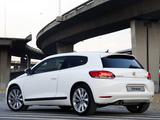 Volkswagen Scirocco ZA-spec 2008 images