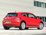 Volkswagen Scirocco UK-spec 2008 images