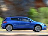 Volkswagen Scirocco UK-spec 2008 photos