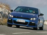 Volkswagen Scirocco R 2009 pictures
