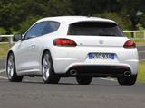Volkswagen Scirocco R AU-spec 2009 wallpapers