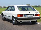 Volkswagen Scirocco 1977–81 wallpapers