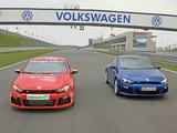 Volkswagen Scirocco wallpapers