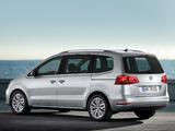 Photos of Volkswagen Sharan 2010