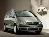 Pictures of Volkswagen Sharan 2004–10