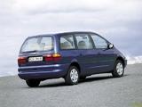 Volkswagen Sharan 1995–2000 wallpapers