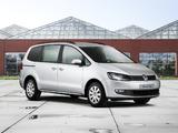 Volkswagen Sharan Van 2011 images