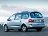Volkswagen Sharan 2004–10 wallpapers
