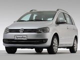 Images of Volkswagen SpaceFox 2010