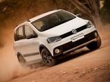 Images of Volkswagen SpaceCross 2011