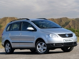 Volkswagen SpaceFox 2006–10 photos