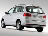 Volkswagen SpaceFox 2010 pictures