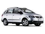 Volkswagen SpaceFox Route 2009–10 images