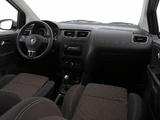 Volkswagen SpaceFox 2010 images