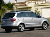 Volkswagen SpaceFox 2006–10 wallpapers