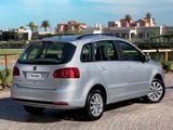 Volkswagen Suran 2010 wallpapers