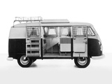Images of Volkswagen T1 Camper 1950–67