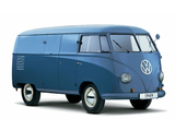 Images of Volkswagen T1 Van 1950–67