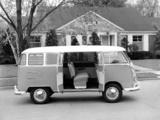 Images of Volkswagen T1 Deluxe Bus 1951–63