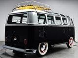 Images of Volkswagen T1 Deluxe Samba Bus 1963–67