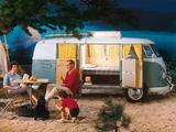 Photos of Volkswagen T1 Camper 1950–67