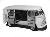 Photos of Volkswagen T1 Kombi 1950–67
