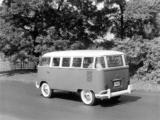 Photos of Volkswagen T1 Deluxe Bus 1951–63