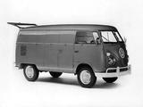 Pictures of Volkswagen T1 Van 1950–67