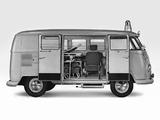 Pictures of Volkswagen T1 Krankenwagen 1950–67