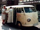 Volkswagen T1 Kombi 1950–67 photos