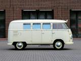 Volkswagen T1 Krankenwagen 1950–67 pictures