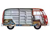 Volkswagen T1 Van 1950–67 pictures