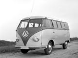Volkswagen T1 Kombi 1950–67 wallpapers
