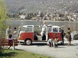 Volkswagen T1 Deluxe Samba Bus 1951–63 images