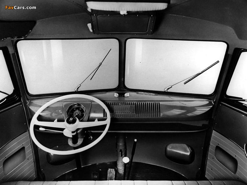 Volkswagen T1 Deluxe Samba Bus 1951–63 photos (800 x 600)