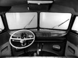 Volkswagen T1 Deluxe Samba Bus 1951–63 photos