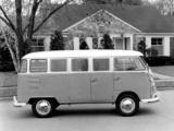 Volkswagen T1 Deluxe Bus 1951–63 photos