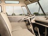 Volkswagen T1 Deluxe Samba Bus 1951–63 pictures