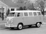 Volkswagen T1 Deluxe Bus 1951–63 wallpapers