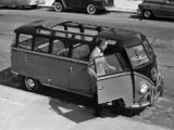 Volkswagen T1 Deluxe Samba Bus 1951–63 wallpapers