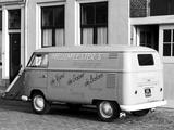 Volkswagen Typ 2 Kasten (T1) 1955–58 photos
