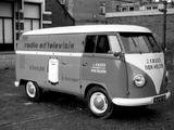 Volkswagen Typ 2 Kasten (T1) 1955–58 pictures