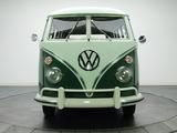 Volkswagen T1 Deluxe Bus 1963–67 photos