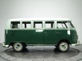 Volkswagen T1 Deluxe Bus 1963–67 pictures