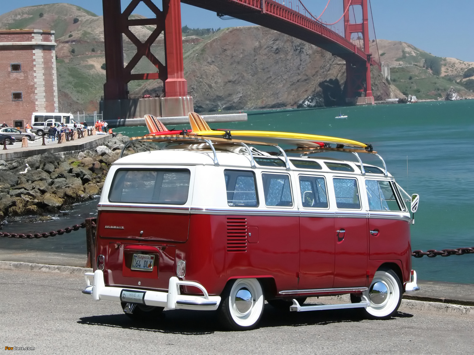 volkswagen t1 deluxe samba bus 1963 67 pictures 1600x1200. Black Bedroom Furniture Sets. Home Design Ideas