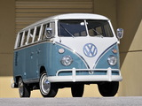 Volkswagen T1 Deluxe Bus 1963–67 wallpapers