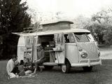 Volkswagen T1 Camper 1950–67 wallpapers