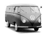 Volkswagen T1 Van 1950–67 wallpapers